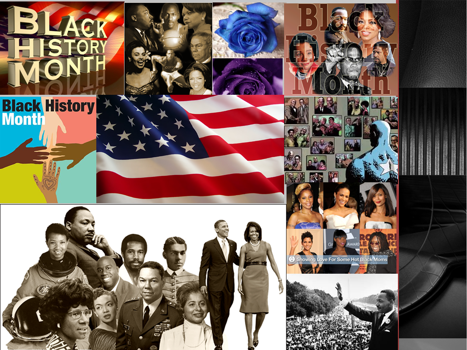 Black History Month Royalty Free Image
